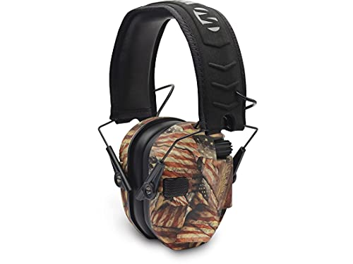 Walker's Patrior Series Electronic Muffs Right to Bear Arms (GWP-RSEM-Barm)