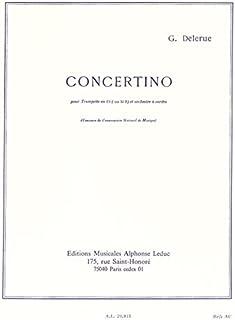 Georges Delerue: Concertino for Trumpet Trompette