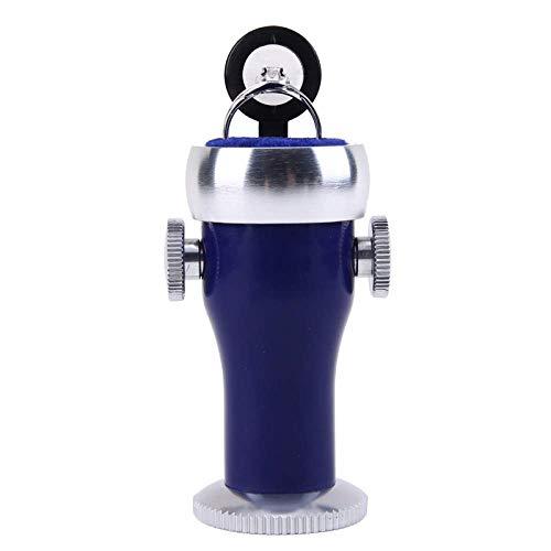 Carl Artbay Nagelneu, hohe Qualität Lupe 20X Metallrahmen Blau HD Optisches Glas Handheld für Forschung Diamant und Schmuck Identifikation Kunst Lupe HD tragbar