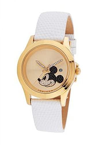Invicta Disney - Mickey Mouse 36301 oro Orologio Donna Quarzo - 38mm