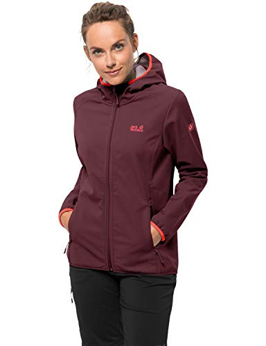 Jack Wolfskin Northern Point Softshelljas voor dames
