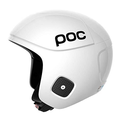 POC Skull Orbic X Spin, Casco da Sci Alpino Gara Unisex-Adulto, Bianco (Hydrogen White), S