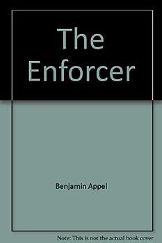 The Enforcer (original Title: Brain Guy) 0505502836 Book Cover