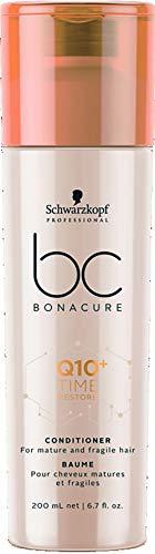 Schwarzkopf Professional BONACURE Q10+ TIME RESTORE ACONDICIONADOR 200ML