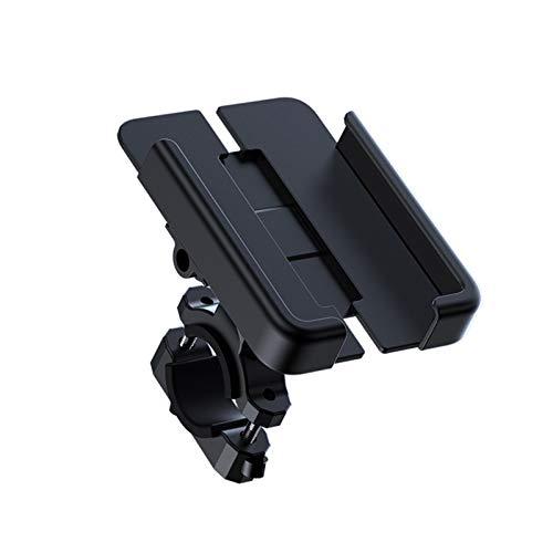 TSBB Soporte para teléfono móvil telescópico para Motocicleta/Bicicleta 360 Soporte Giratorio para teléfono móvil