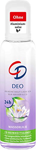 CD Deo Zerstäuber Wasserlilie, 3er Pack (3 x 75 ml)