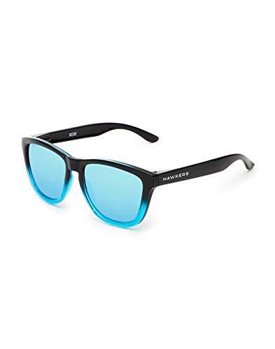 HAWKERS Gafas de sol, Azul, One Size Unisex-Adult
