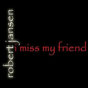 I Miss My Friend (2010 Release)