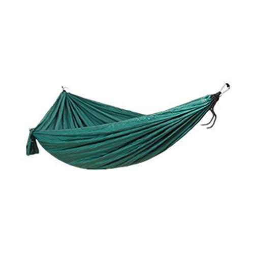 Anjing - Hamaca para tienda de campaña al aire libre, tela de malla cifrada, doble hamaca ultraligera de nailon
