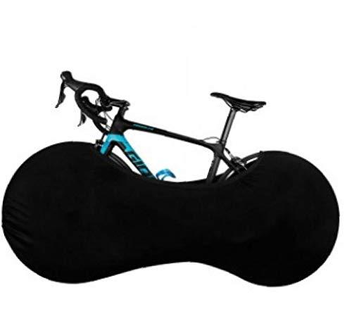 150cm de la Cubierta de la Bicicleta MTB de la Bici Estuche Protector Impermeable a Prueba de Polvo Lluvia Carcasa UV + Lock-Agujero Negro Bolsa de Almacenamiento