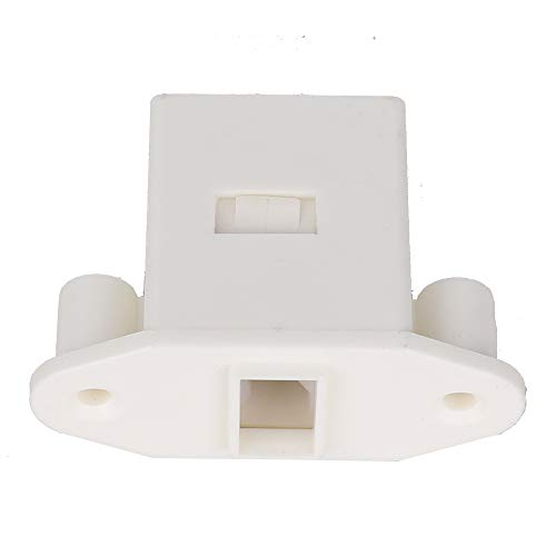137006200 Drawer Latch for Electrolux Frigidaire Laundry Pedestal and Washer Drawer. Washer Drawer Latch Replace 137006200, 7137006200, 1483112, AP4368805, PS2349356, EAP2349356
