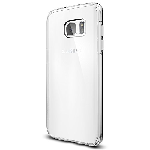 Spigen Ultra Hybrid Designed for Samsung Galaxy S7 Edge Case (2016) - Crystal Clear