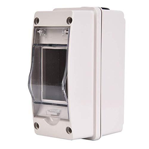 Verteiler-Instrumentenkasten Einfach zu montierende ABS-Schalttafel-Anschlussdose, Projektgehäuse-Gehäusetyp für Steuerbox