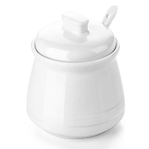 DOWAN Porcelain Sugar Bowl