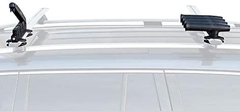 GEAR RAK Low Profile Fishing Rod Transportation System for Car & SUV roof Racks