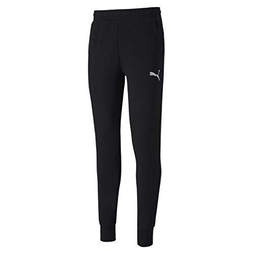 Puma Herren teamGOAL 23 Casuals Pants Jogginghose, Black, 3XL