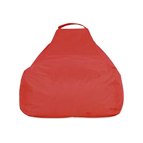knorr-baby 440505 Sitzsack L, Fb. Rot