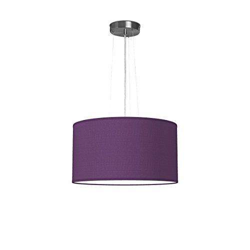 Home sweet home verlichtingspendel Hover - Lampenkap drager - mat staal