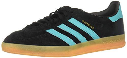 Adidas Gazelle Indoor Hombre Zapatillas Negro