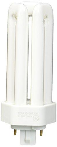 TCP 32426T 26-Watt lámpara Triple PL 4-pin, 2700 - Kelvin
