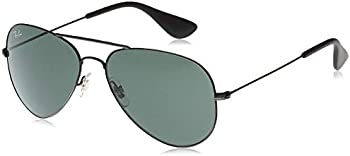 Ray-Ban Antique Unisex Polarized Aviator Sunglasses