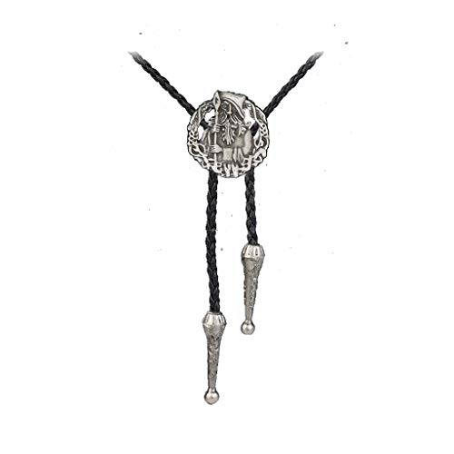 R225 Odin collar Western Cowboy Corbata Bolo Tie Publicado por nosotros regalos para todos los 2016 de Derbyshire Reino Unido
