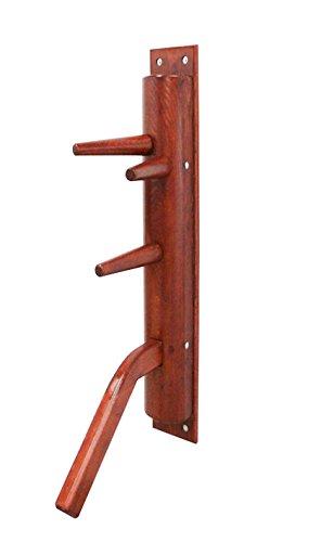 Wing Chun semicircolare legno dummy with leg