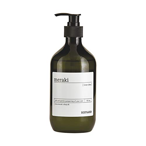 Meraki Linen Dew Body Wash 500ml
