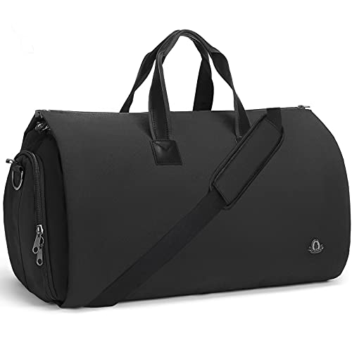 BUG Garment Bags, Convertible Garment Bag with Shoulder Strap, Shoes...