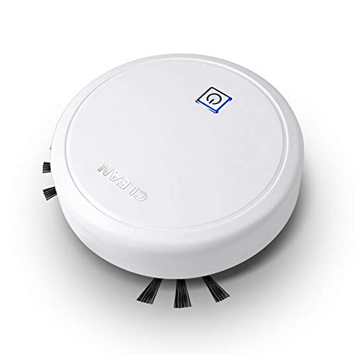 For Sale! Self Navigated Robot Vacuum and Mop: 2000Pa Strong Suction, Automatic Sweeping,Marble, Til...