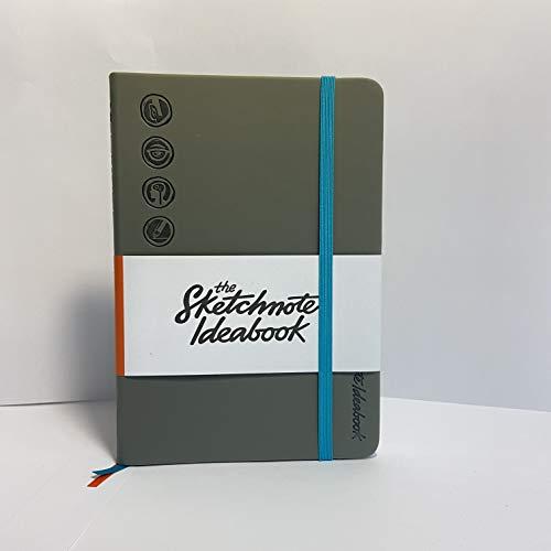 Sketchnote Ideabook: Das hochwertige Notizbuch für Sketchnotes, Bullet Journal, Watercolor und mehr (mitp Kreativ)