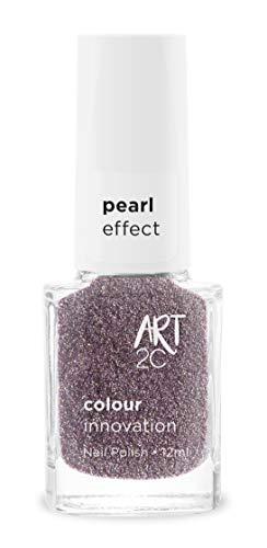 Art 2C Latin Dance - Nagellack mit Diamant- und Perl Effekt - 6 Farben, 12 ml, Farbe: DP06