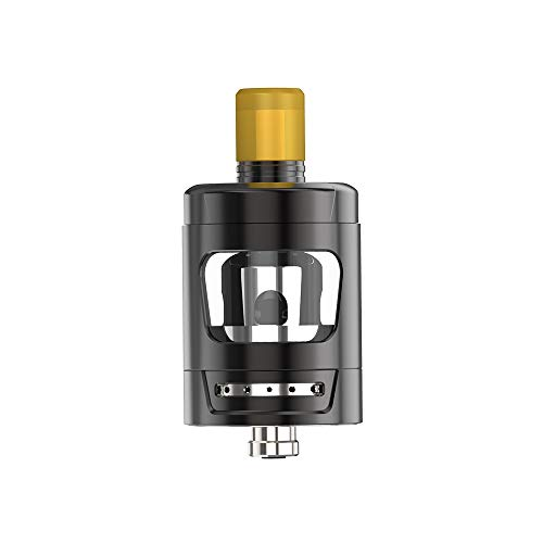 Eleaf GZeno Atomizer 3ml Glossy Gunmetal 光沢のガンメタル【S80 Mod 対応】 電子たばこ 電子タバコ アトマイザー VAPE ベイプ クリアロマイザー