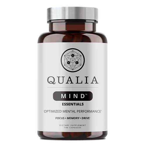 Qualia Focus Nootropic | The Brain Supplement for On-Demand Focus -...