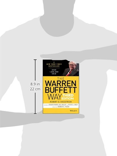 31DhHb55A2L - The Warren Buffett Way