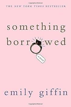 Paperback Something Borrowed: A Novel Book