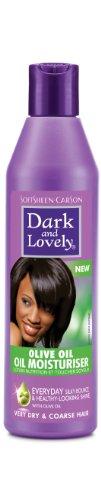 SoftSheen-Carson Dark and Lovely Olive Oil Oil Moisturiser 250ml