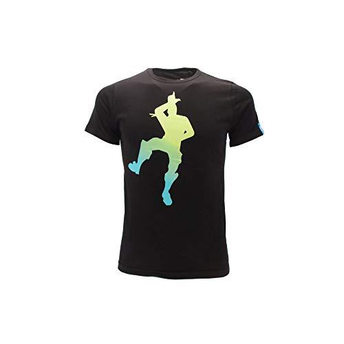 Epic Games Fortnite t-Shirt Ufficiale 'Take The L Dance' Bambino, Ragazzo - Gioco, Game (13/14 Anni)