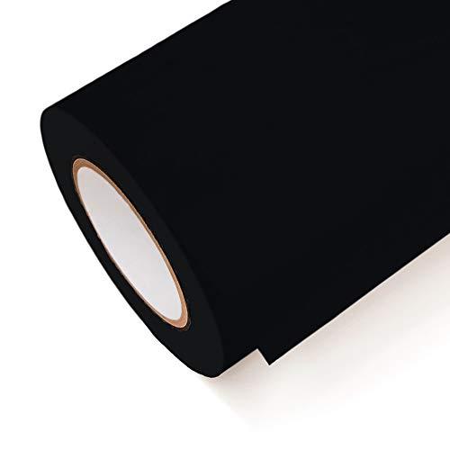 Klebefolie Oracal 631-070 Schwarz matt | Maße 100cm x 5m | Klebefolie günstig in 1A Qualität von SalierShop