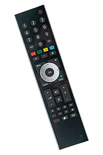 Dakana Ersatz Fernbedienung für Grundig TP7187 TP7187R TP7 Receiver Fernseher TV Remote Control