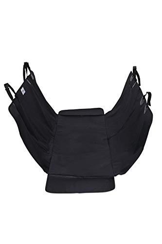 dibea Autodecke für Hunde Autoschondecke Schutzdecke Rücksitz-Hundedecke wasserabweisend Größe 160x140 cm