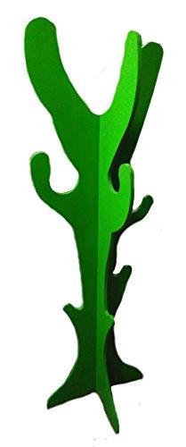 Appendiabiti a Forma di Cactus. Valenciana del Hogar Appendiabiti Cactus