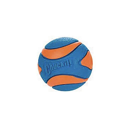 Chuckit! 52068 Ultra Squeaker Ball, 1 Pelota para Perros Compatible con el Lanzador, M