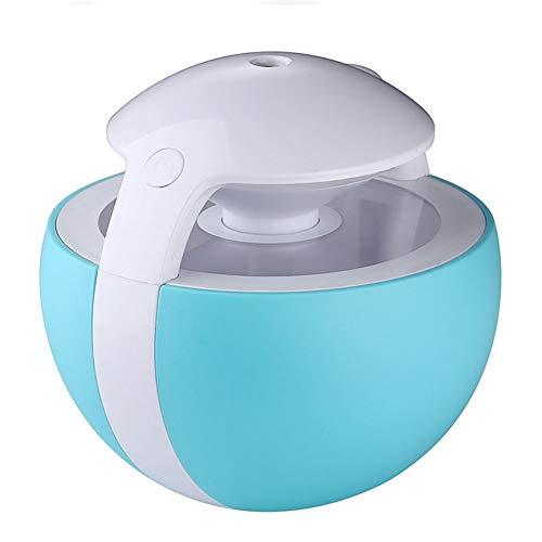 ZCJUX Humidificador, los humidificadores son perfectos for purificar cualquier habitación personal, automóvil, vienen con filtro y fáciles de usar en cualquier escritorio o for viajar ( Color : C )