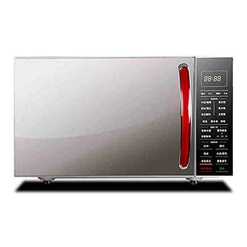 Horno Inteligente, calefacción por Plato Giratorio / 360 & deg;Refrigeración/Horno microondas/Gran Capacidad 20L / Inversor 800W