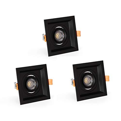 WRMOP Spotlight voor het openen van de hole10 cm zijligstoel licht grille zoom COB dubbele kop geïntegreerde plafondlamp R/20/03/06