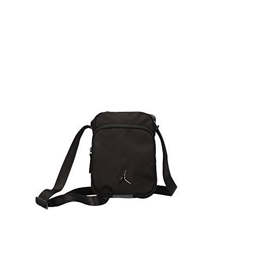 Nike Air Jordan Airborne crossbody Festival Bag (Black)