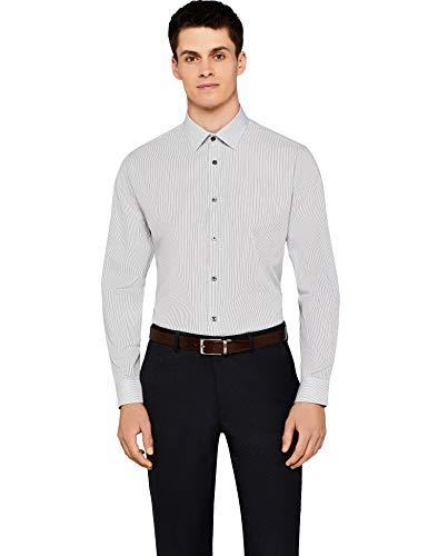 Camisa formal marca Amazon – varios colores