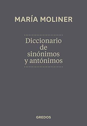 Diccionario de sinónimos y antónimos. Nueva edición: Nueva edición (DICCIONARIOS)