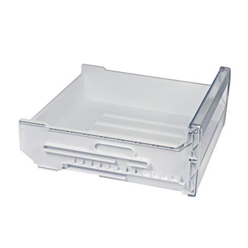 Gefrierschublade Gefriergutbehälter Schublade oben 425x165x425mm ORIGINAL Bauknecht Whirlpool 481010694096 Gefrierschrank KühlGefrierKombination passend auch Indesit C00380761